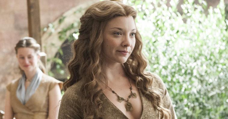 Natalie Dormer as Margaery Tyrell on Game of Thrones