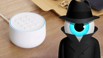 Did Google bug the Nest Guard? 11