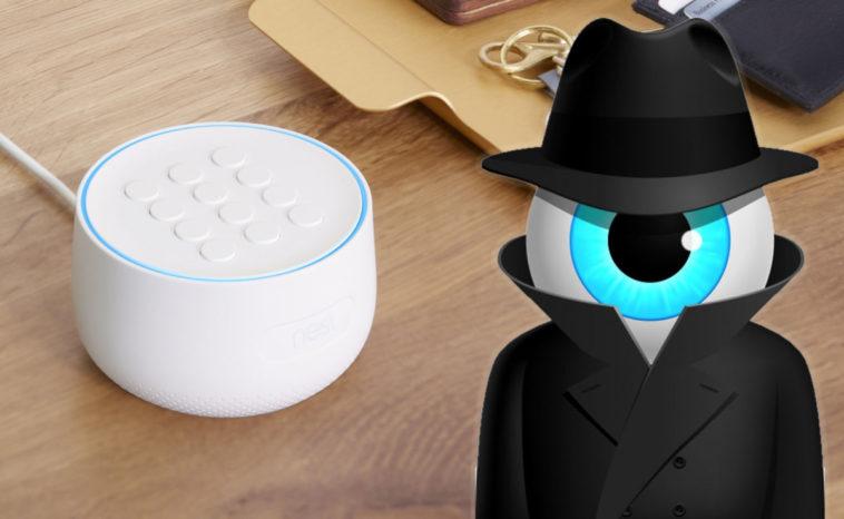 Did Google bug the Nest Guard? 16