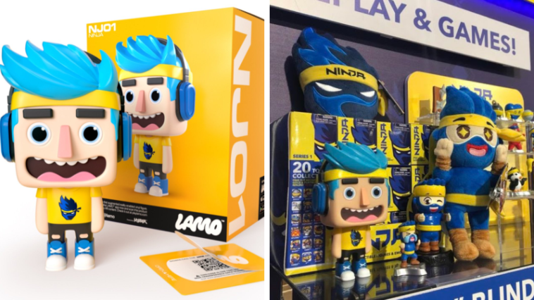 Millionaire twitch streamer, Ninja, is getting his own toy line 10