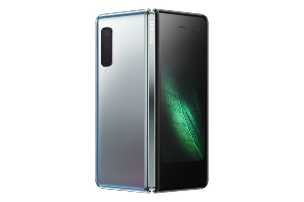 The Samsung Galaxy Fold is twice the phone for twice the price 14