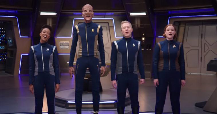 Star Trek: Discovery cast