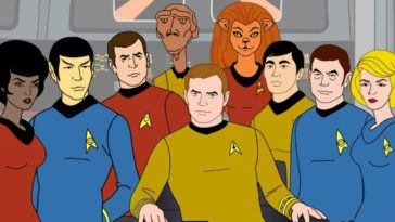 A Star Trek cartoon is headed to Nickelodeon 18