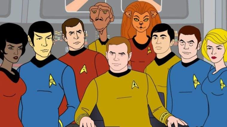 A Star Trek cartoon is headed to Nickelodeon 12