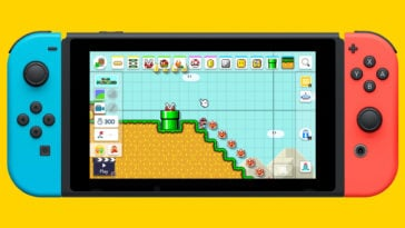 Super Mario Maker 2 is coming to the Nintendo Switch 13