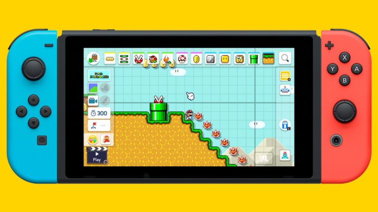 Super Mario Maker 2 is coming to the Nintendo Switch 12