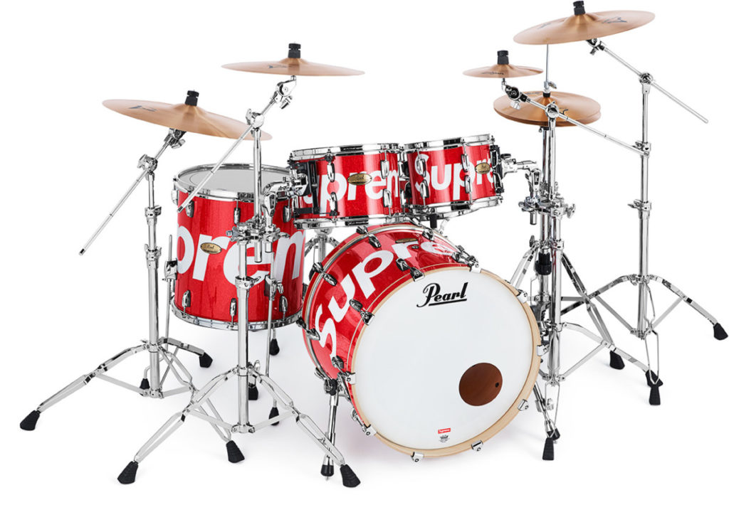 Supreme Drum Kit