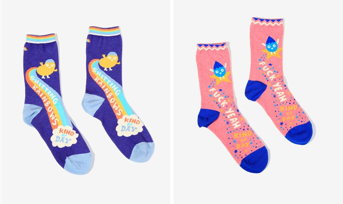 Swear Socks for Women
