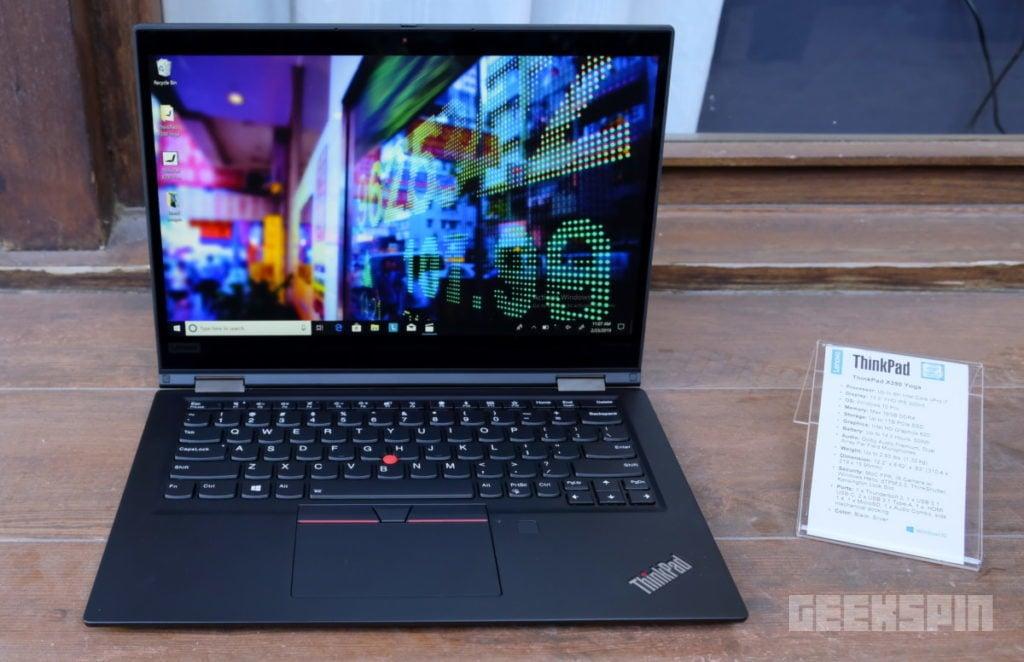 Lenovo ThinkPad X390 Yoga 2-in-1
