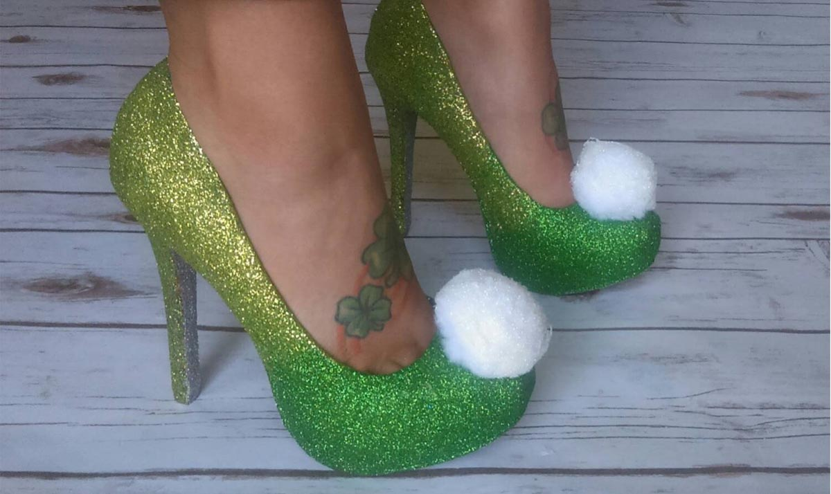 Tinker Bell Fairy Shoes