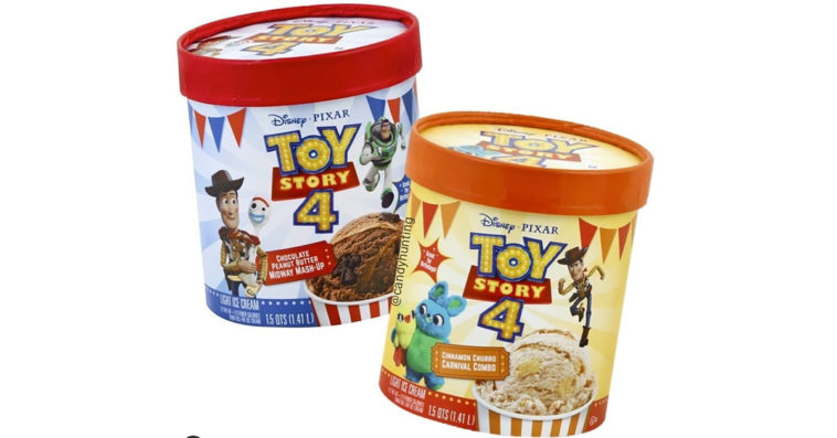 This Toy Story 4 ice cream should hold us over until June 10