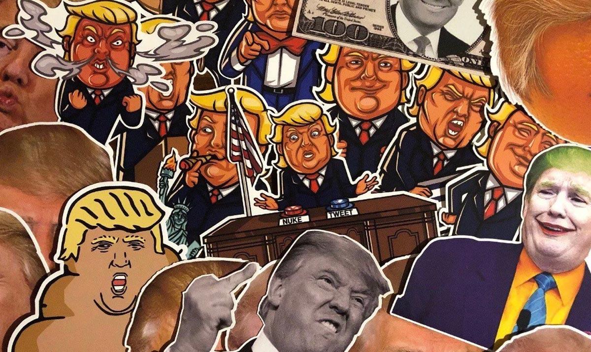 Trump Sticker Pack