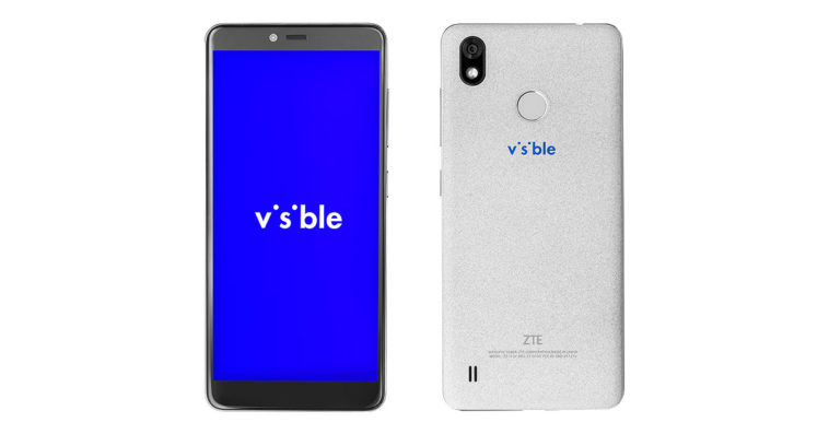 Verizon's Visible gets its first exclusive smartphone and it's from ZTE 14