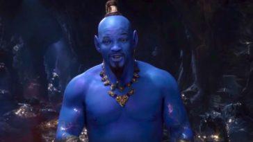 Latest Aladdin trailer unveils Will Smith as the Genie 21