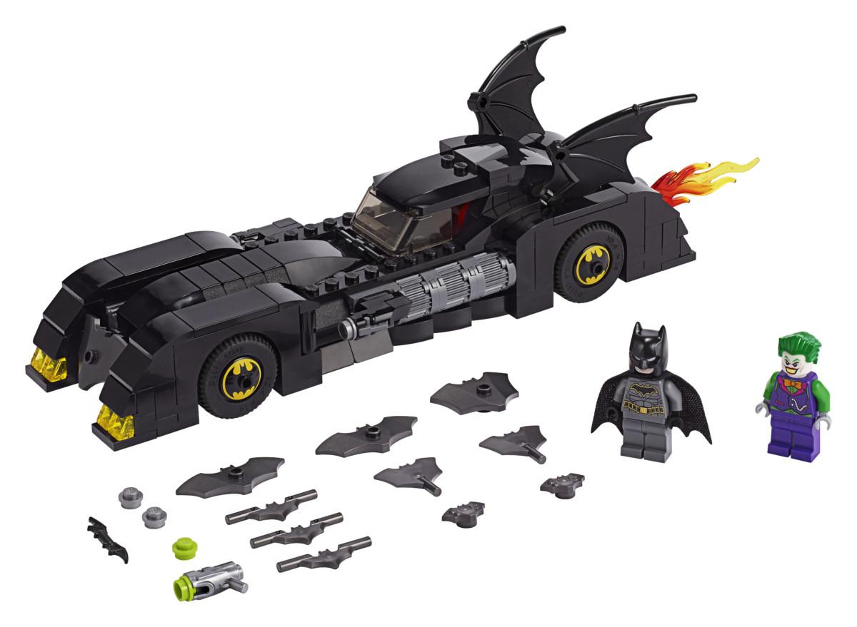 LEGO Batman Batmobile: Pursuit of The Joker playset