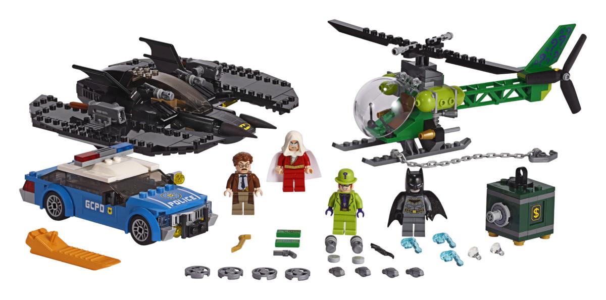 76120 prod - LEGO unveils 6 new Batman sets featuring Batmobile, Batwing & other vehicles