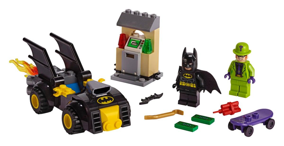 LEGO Batman: Batman vs. The Riddler Robbery playset