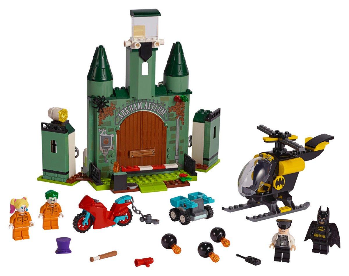 LEGO Batman: Batman and The Joker Escape playset