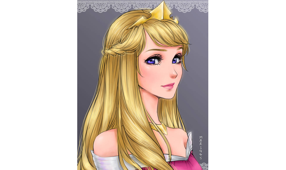 Aurora from Sleeping Beauty
