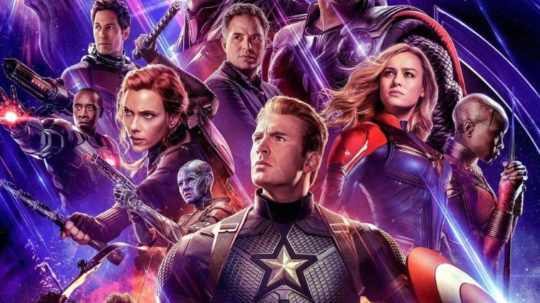 Avengers: Endgame is set to become the longest Marvel film yet 12