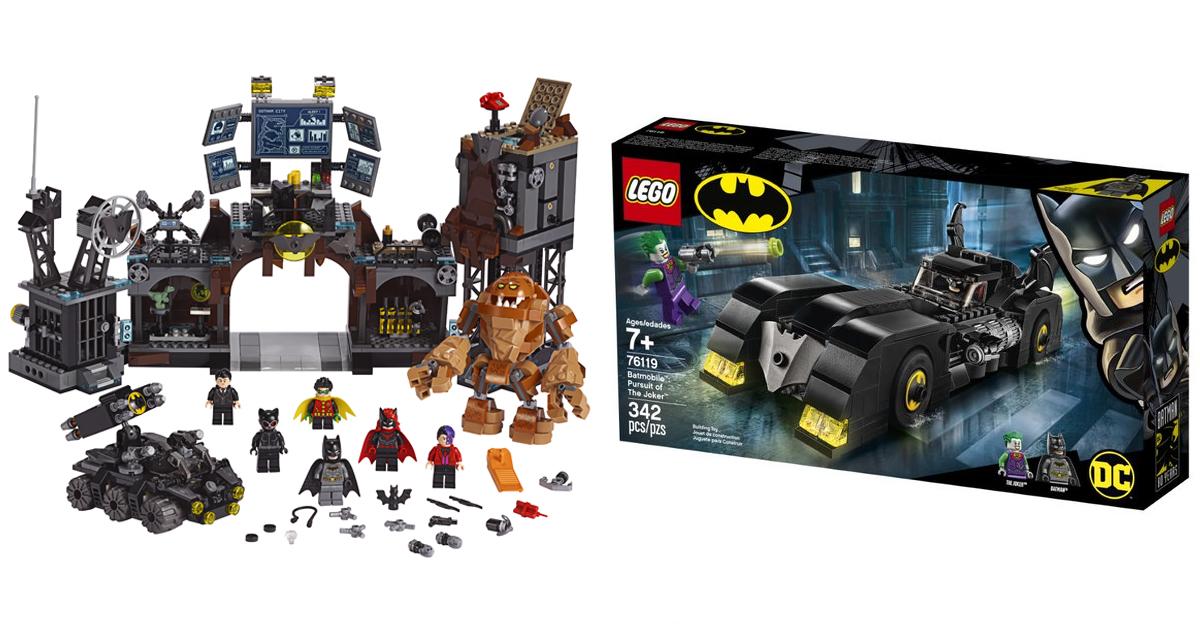 New LEGO Batman sets