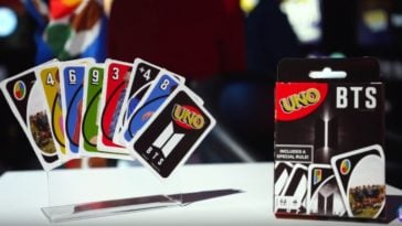Mattel previews its BTS fashion dolls and UNO card game 16