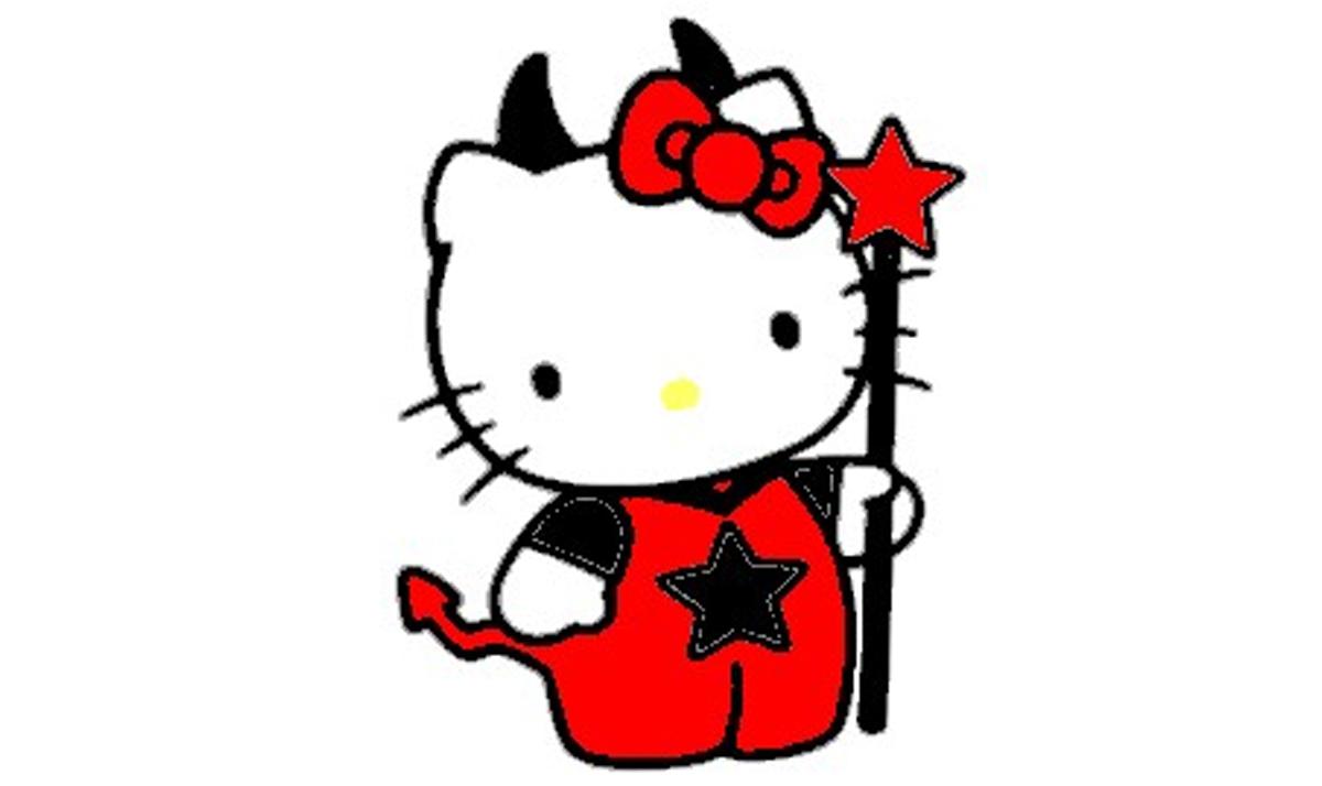 Devil Hello Kitty