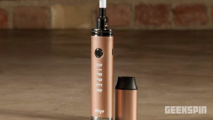 Dipper vaporizer review: Can this compact vape pen do it all? 17