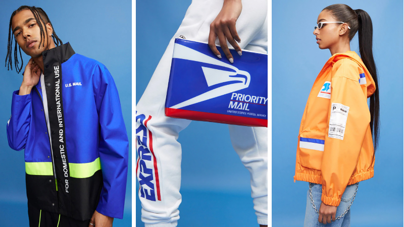 forever 21 usps collection 364x205 - The Forever 21 x Postal Service fashion collaboration is confusing to everyone
