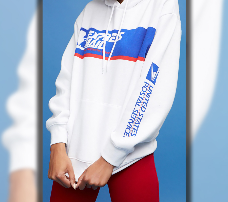 The Forever 21 x Postal Service fashion collaboration is confusing to everyone 15