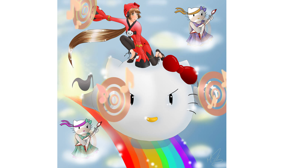 Hello Kitty Musical Heaven