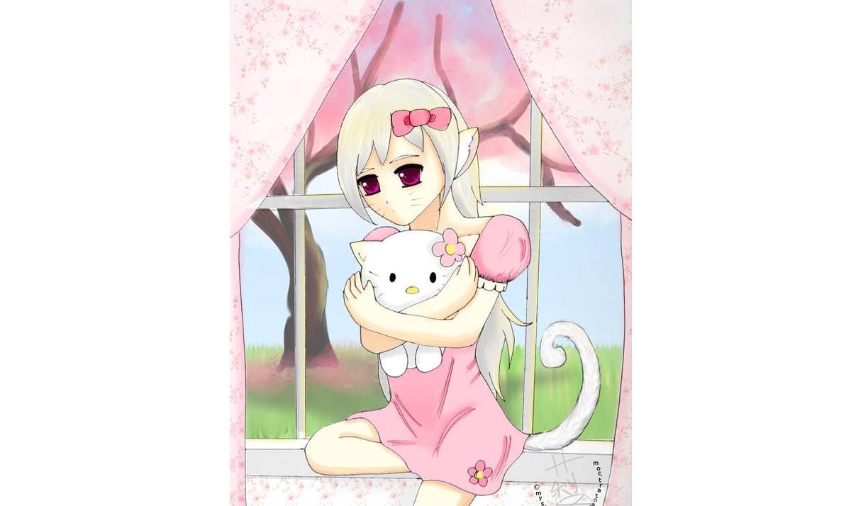Hello Kitty Neko