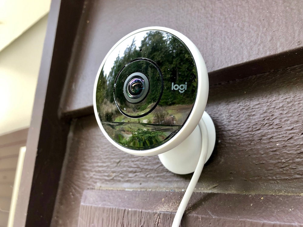 Logitech's Circle 2 Home Security Camera Review: HD Live Streaming Wide Angle Video Camera with Built-In Speaker and Mic 17