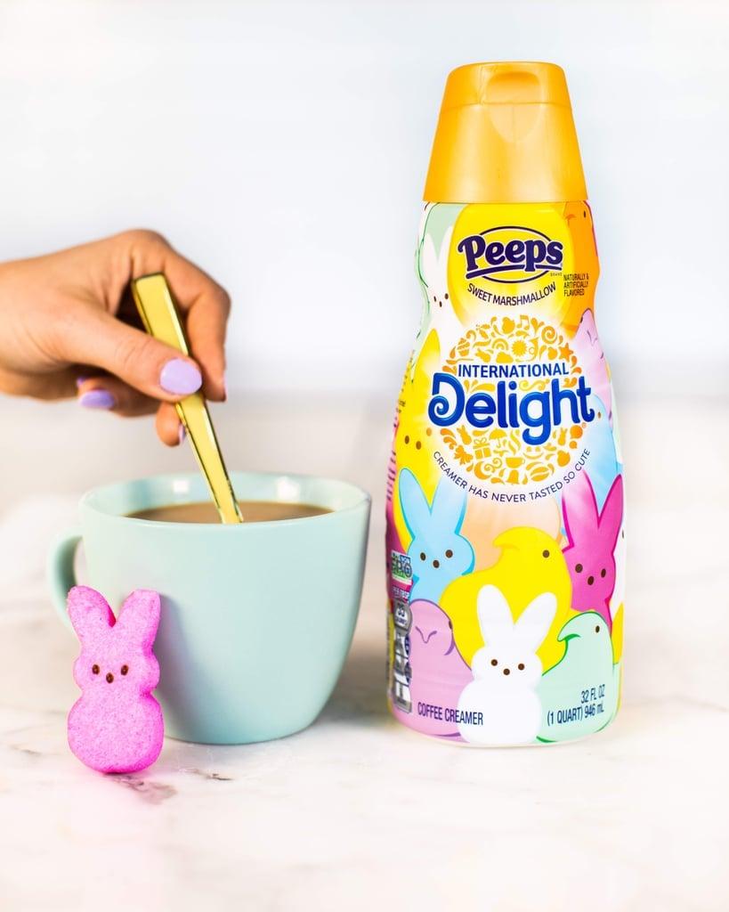 INTERNATIONAL DELIGHT® PEEPS® Flavored Coffee Creamer