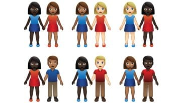 71 interracial couple emojis have been given the green-light 20
