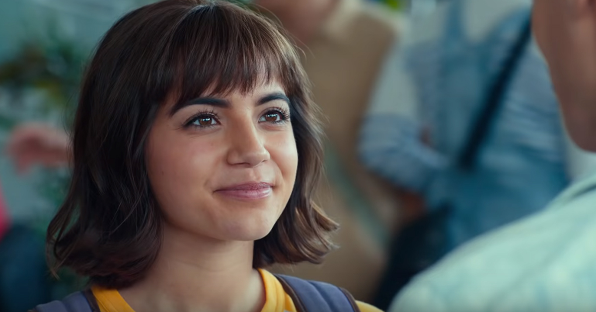 Isabela Moner as Dora
