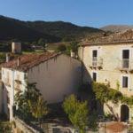 Jamie Abbott's Italian home