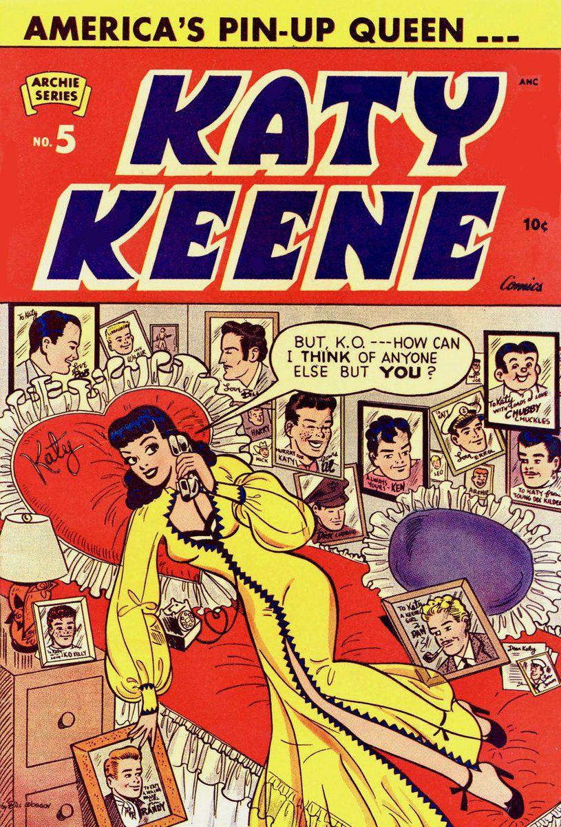 Katy Keene comics