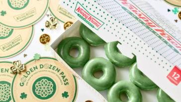Krispy Kreme's O'riginal Glazed Doughnut