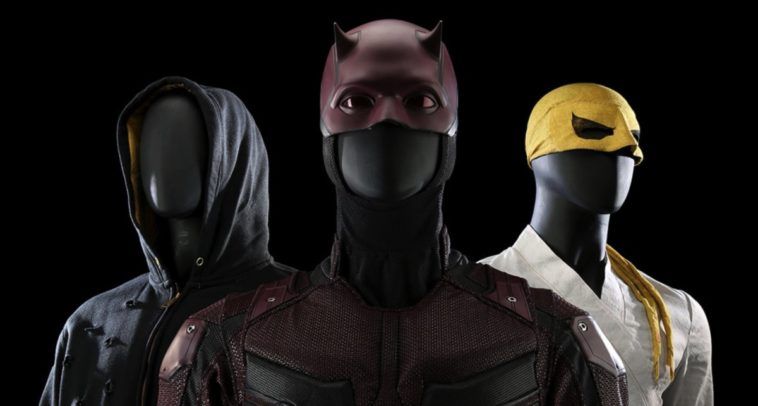Marvel to auction off props from Daredevil, Luke Cage, Iron Fist 11