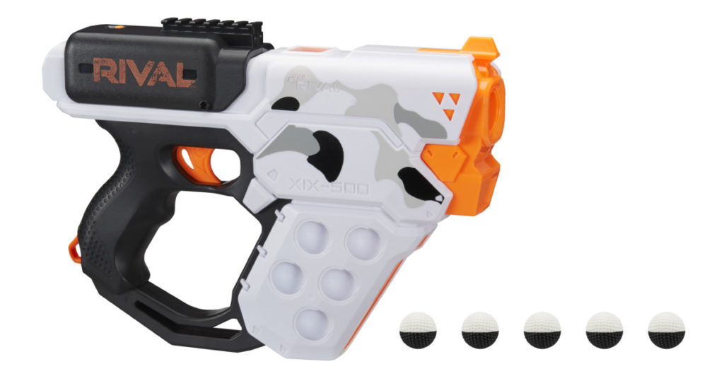 nerf rival heracles xix 500 camo series oop 1024x532 - NERF unveils new blasters during the largest ever blaster battle event