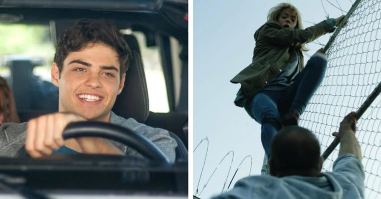 Noah Centineo and Black Summer