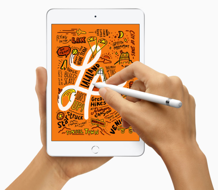 Apple releases updated iPad Mini and Air that work with Apple Pencil 12