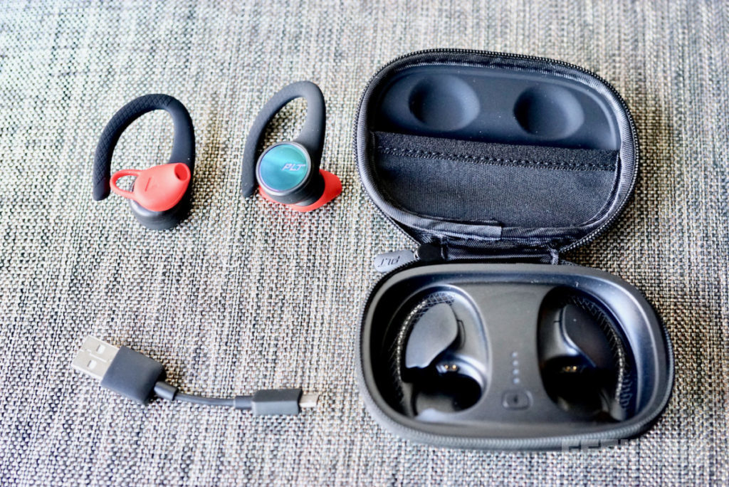 Plantronics BackBeat Fit 3100 review:  Excellent wireless earbuds for the gym 19
