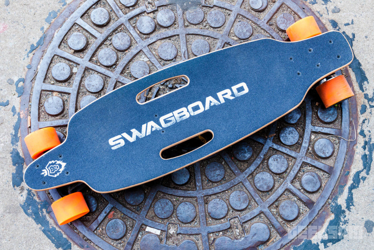 swagboard 001 364x205 - Swagtron Swagboard NG-1 review: A great budget electric skateboard