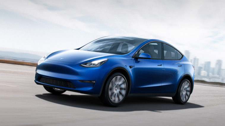 Tesla unveils Model Y electric SUV and it's ready for the masses 14
