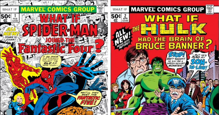 Marvel's What if comic book series