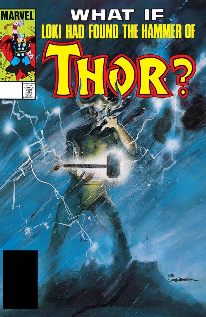 What If Loki Had Found the Hammer of Thor