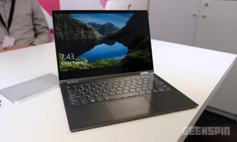 Win the Lenovo Yoga C930 2-in-1 laptop for Spring 11