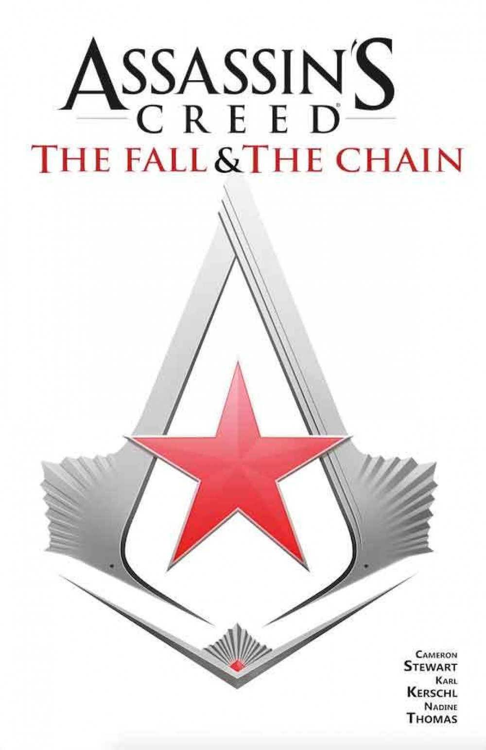 Assassin's Creed: The Fall & The Chain cover